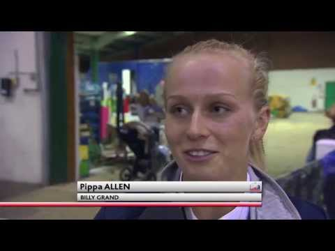 Showjumping - Pippa Allen, SCOPE