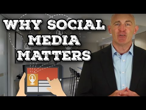 Learn the importance of Social Media to grow your business online.
