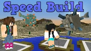 Minecraft Minigame - SPEED BUILD (CONSTRUA RÁPIDO)