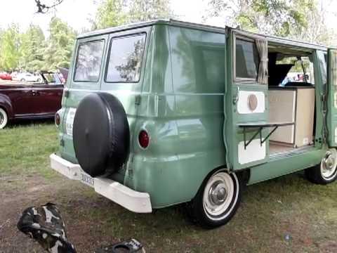 Randy's 1965 Dodge Van - YouTube
