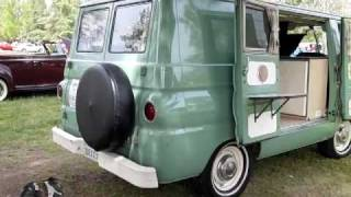 Randy's 1965 Dodge Van