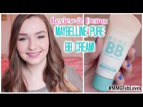 Review & Demo: Maybelline Pure BB Cream! (+Salicylic Acid) | #MMGFebLoves