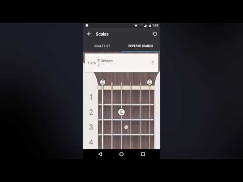 Chord Is At The Same Time Simplest And Most Complete Chords Scales For Guitar Or Any Fretted Instrument Like B Ukulele Banjo Etc