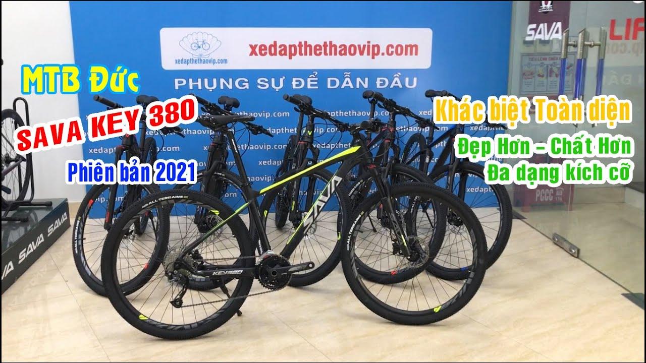Mẫu mới nhất 2021 của SAVA-KEY380 giá dưới 10 củ, màu đen vàng size 17, MTB cao cấp   0983315936