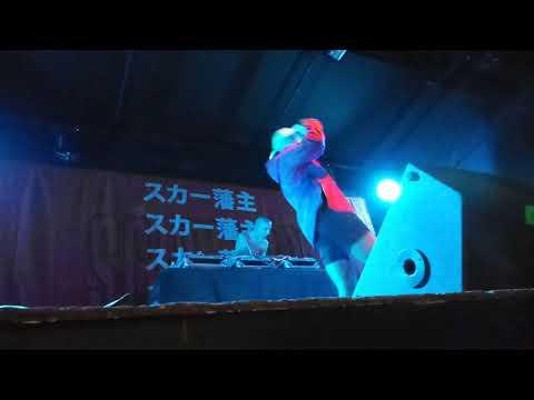 Jacky P @jackyp.jp Dj Set Opening SCARLXRD Concert Monterrey