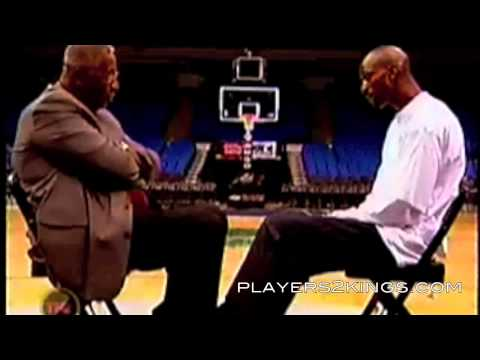 What Drives Kevin Garnett Motivation - P2K