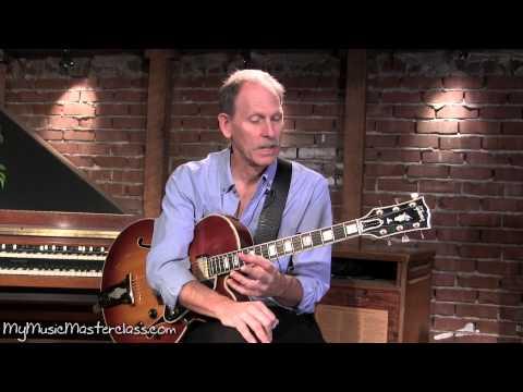 Bruce Forman - Learning Jazz Tunes Masterclass