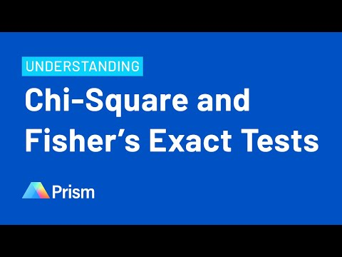 Understanding Chi-Square And Fisher's Exact Tests