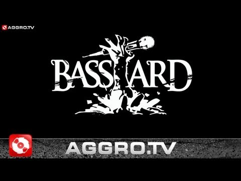 BASSTARD - TRANSPARENT (OFFICIAL HD VERSION AGGROTV)