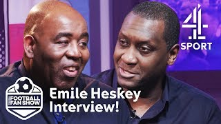 Robbie Lyle Interviews Emile Heskey! | The Real Football Fan Show