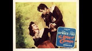 Мелодрама  Кармен (1948) Rita Hayworth Glenn Ford