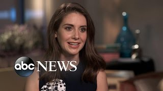 Alison Brie on 'Mad Men' Finale & 'How to Be Single'