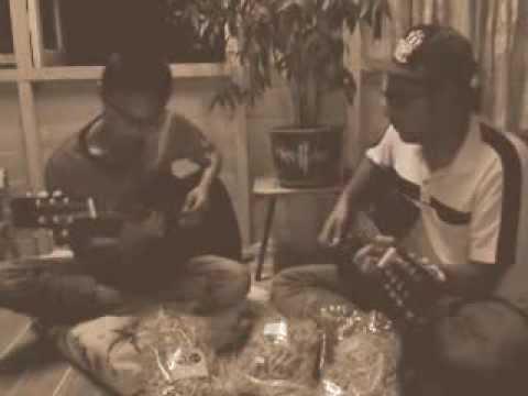 Ayol ft. Neng - Salam Aidilfitri Ayahanda & Bonda by Hujan & Raihan (cover)