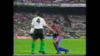 Jordi Cruyff goals for Barcelona