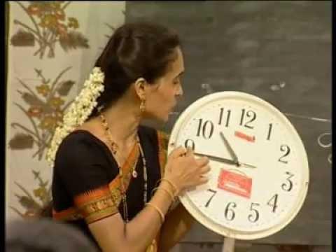 {Video 3} - Sanskrit Language Teaching Through Video