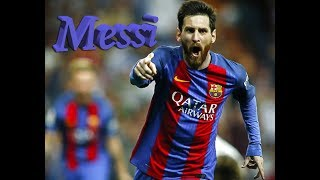 Messi Best Goals and Skills