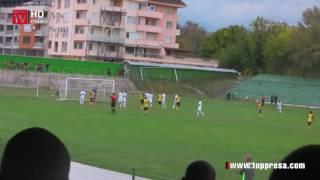 Със загуба от 3:6 срещу отборът на Ботев (Пл.), Пирин (ГД) отпадна от турнира за купата на България