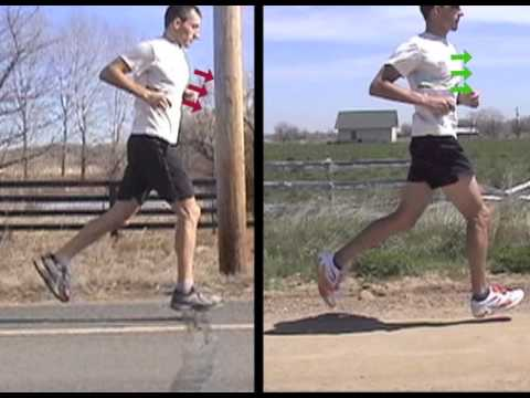 Runners Shin Splint Pain: Running Gait Analysis and Form Correction