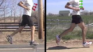 Runners Shin Splint Pain: Running Gait Analysis and Form Correction