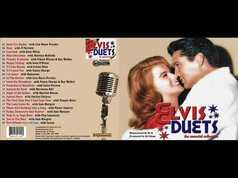 Elvis Presley Elvis Duets The Essential Collection