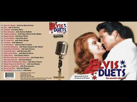 Elvis Presley Elvis Duets The Essential Collection