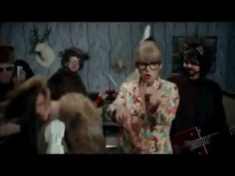 Taylor Swift - Weeeeeeeeeeeeeee Are Never Ever Getting Back Together