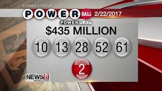 Winning ticket for $435 million Powerball jackpot sold in Indiana