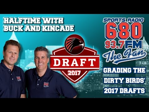 Buck and Kincade on the 2017 Falcons Draft
