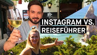 Reise-Challenge in Lissabon: Instagram gegen Lonely Planet || PULS Reportage