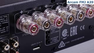 видео Cambridge Audio CXA 80, купить стереоусилитель Cambridge Audio CXA 80
