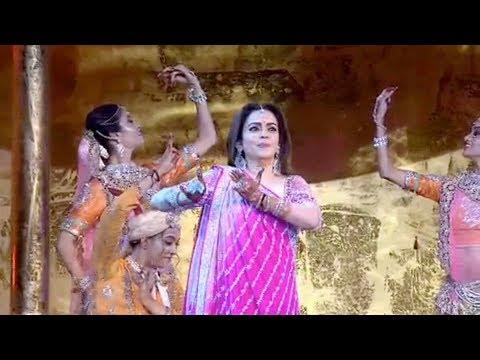 Nita Ambani Dances To Krishna Bhajan Achyutam Keshavam