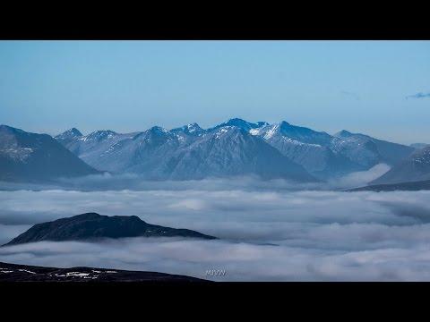 Schiehallion - Blue Skies Above the Clouds
