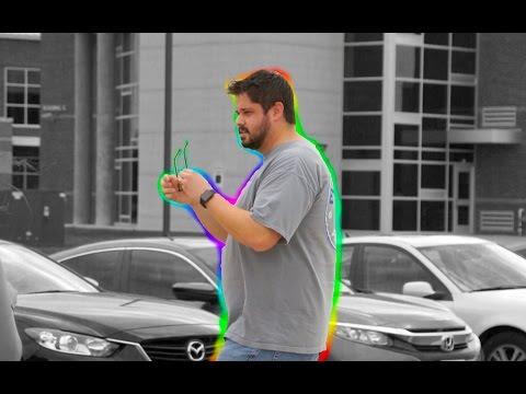 BAND DIRECTOR SEES COLOR FOR THE FIRST TIME! - ENCHROMA
