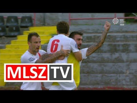 Budapest Honvéd - DVTK | 2-2 | OTP Bank Liga | 2. forduló | 2017/2018 | MLSZTV