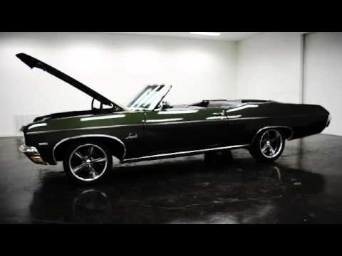 1970 chevrolet impala convertible youtube 1970 chevrolet impala convertible sciox Images