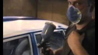 Быстрый урок покраски автомобиля от Бумбокса(, 2011-04-12T11:27:48.000Z)