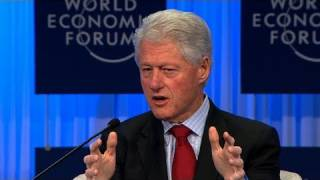 Davos Annual Meeting 2011 - William J. Clinton
