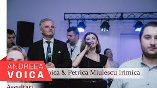 Andreea Voica &amp Petrica Miulescu Irimica - Ascultari Live - Ingolstadt 2018