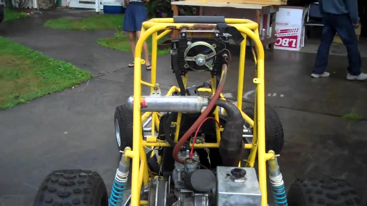 Honda Odyssey Racer Vintage 80 S Fl250 Walk Around Youtube