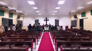 Treinamento Impacto Evangelístico - UPA & UMP