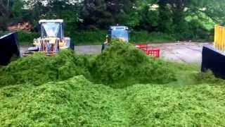 Silage in Kilkenny- Noel Delaney Agri Services