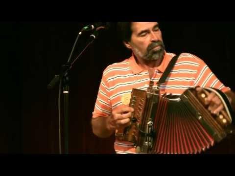 Nonc Edward - Paul Daigle at Augusta Cajun/Creole Week