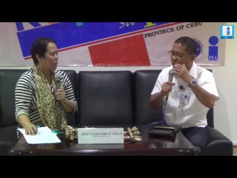 Kapihan sa PIA on the Implementation of Enhanced National Greening Project