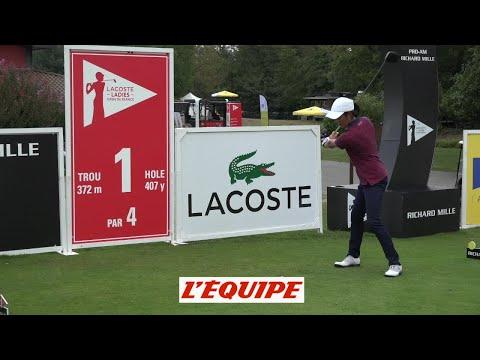 Lacoste Ladies, première au Médoc - Golf - LET