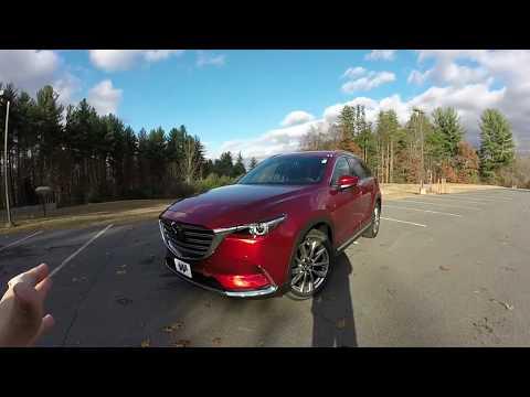 2018 Mazda CX-9 Grand Touring P.O.V Drive