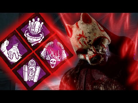 Bringing a Huntress main CoconutRTS build! Insane games!   Dead by Daylight