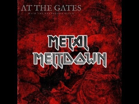 "Metal Meltdown - ""With The Pantheons Blind"" EP by At The Gates 