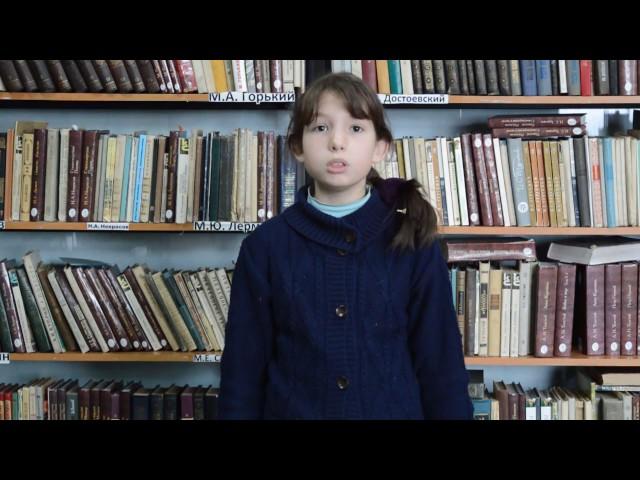 Изображение предпросмотра прочтения – АлександраМоисеенко читает произведение «Послушайте! (Послушайте! Ведь, если звезды зажигают…)» В.В.Маяковского