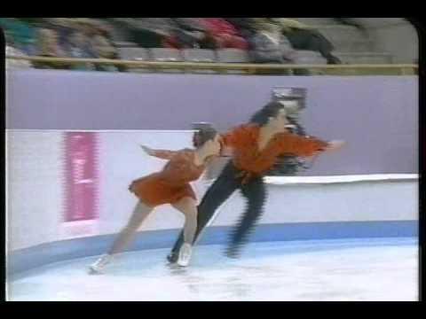 Gordeeva & Grinkov (RUS) - 1994 Winter Games, Figure Skating, Pairs