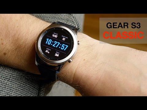 Gear S3 Classic review: Android Wear, beware